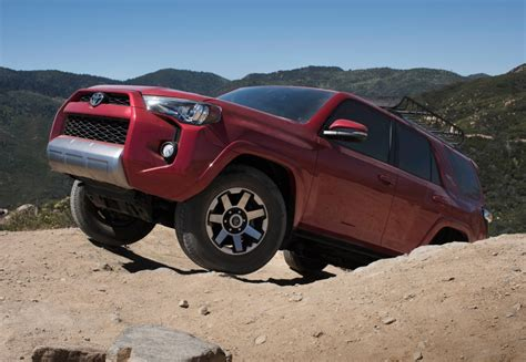 new toyota lineup new trd off road 4runner models are now in the toyota