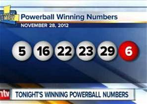 powerball home powerball winning numbers design bild