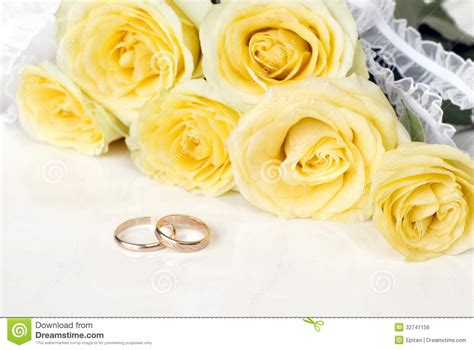 Wedding Background Yellow by Bouquet Of Yellow Roses Stock Photo Image Of Fresh