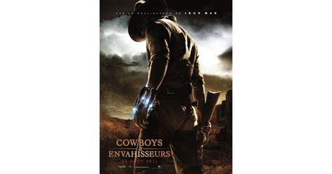 film cowboy extraterrestre cowboys envahisseurs l affiche fran 231 aise du film