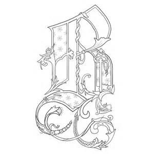 illuminated alphabet templates stanne illuminated letters