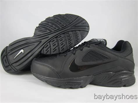 nike slip resistant shoes nike view iii 3 wide black silver slip resistant work
