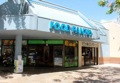Waikiki Food Pantry by