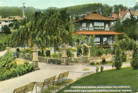 Piedmont Park Piedmont California Old Postcards Photos And Other