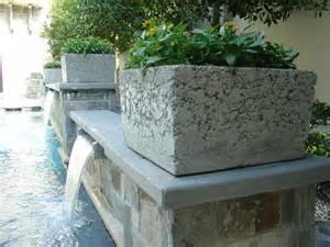 houston concrete planter 5 concrete planters