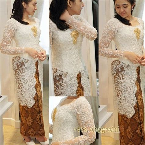 Kebaya Avantie Songket Skirt 310 kebaya modern by vera international kebaya batik modern