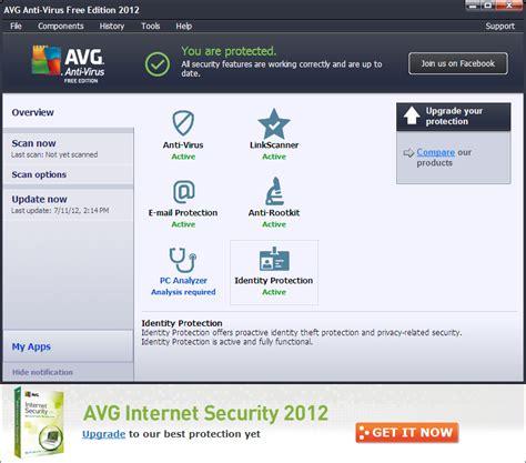 avg full version antivirus free download 2012 avg anti virus free edition 2012 171 avg anti virus free