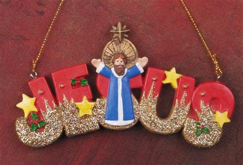christmas decoration jesus holliday decorations