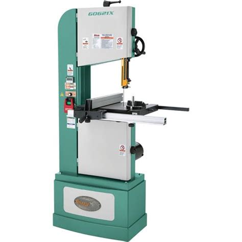 vertical woodmetal bandsaw grizzly industrial