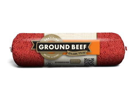 Shelf Ground Beef by Learn Ground Beef Packaging Cargill Ground Beef