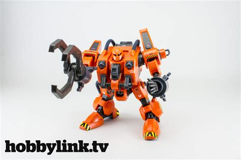 Hg Mobile Worker Mw 01 Late Type Mash gunpla tv episode 187 mash s mobile worker vader and