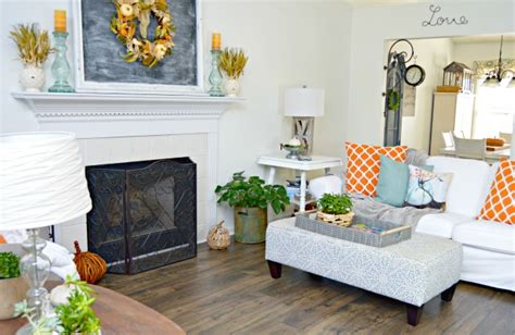 real home decorating ideas budget friendly fall home decor ideas mom 4 real
