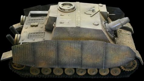 metal a field guide of mechanical armor to color books field of armor models 1 6 fully built painted sd kfz 166