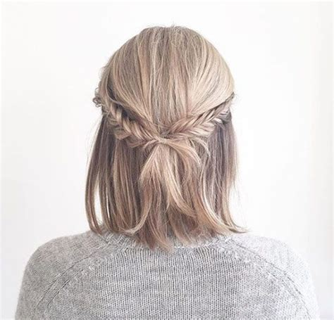 The 30 Best Short Haircuts for 2016 | Fishtail braids ...