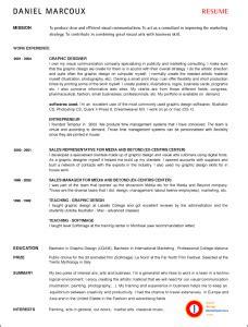36 beautiful resume ideas that work