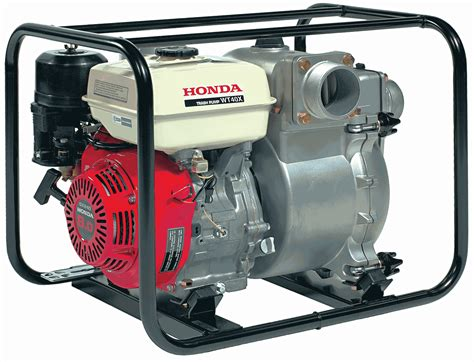 honda water pumps repair manuals