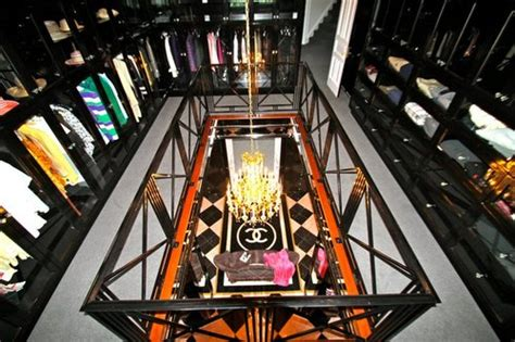 Million Dollar Closets by Gallery Luxuryhomes Livingluxuryhomes Living