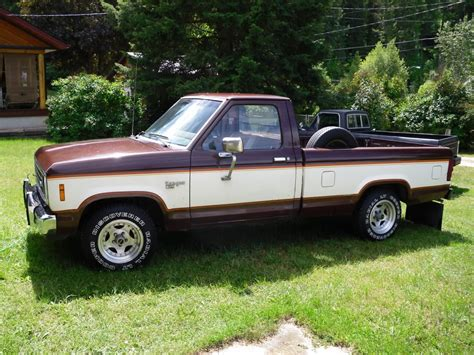 1983 Ford Ranger by 1983 Ford Ranger Information And Photos Momentcar