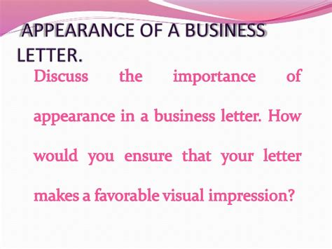 Importance Of Business Letter Writing business letters meaning and importance 28 images