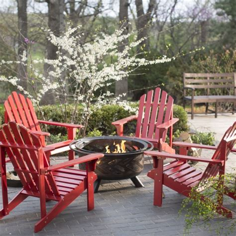 Hton Bay Fire Pit Selections For Indoor And Outdoor Firepit Chairs