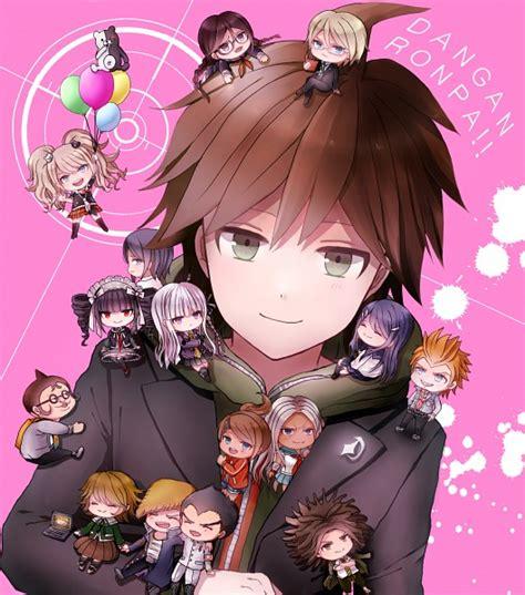 danganronpa trigger happy havoc popular anime music
