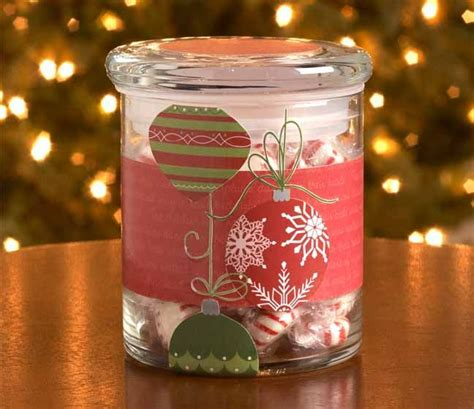 Decoupage Gift Ideas - decoupage diy ornament gift container