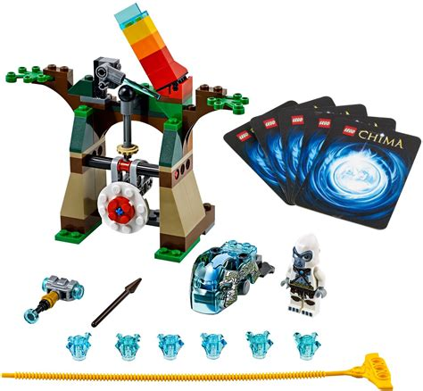 Lego 70110 Legends Of Chima Tower Target Lego Legends Of Chima Sets Speedorz 70110 Tower Target New