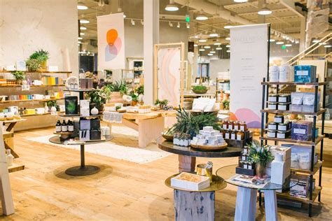 anthropologie  launch  wellness shops  bay area
