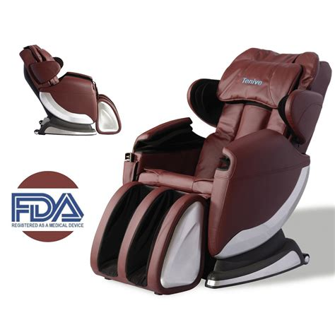 shiatsu massage chair recliner w heat stretched foot rest 06c new full body shiatsu massage chair recliner w back roller