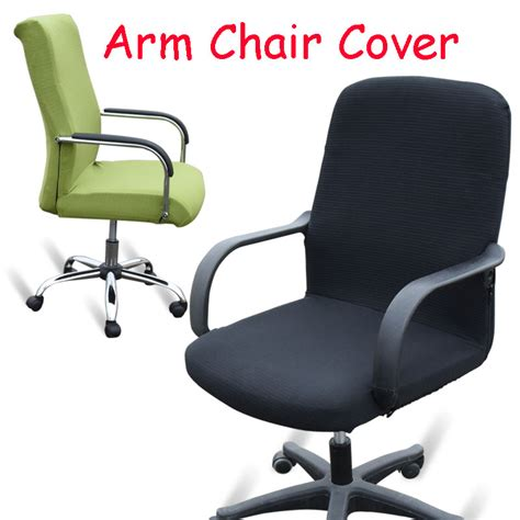 Recover Armchair Elastic Rotating Chair Chair Recover Washable Stretch