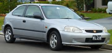 1998 honda civic hatchback vi pictures information and