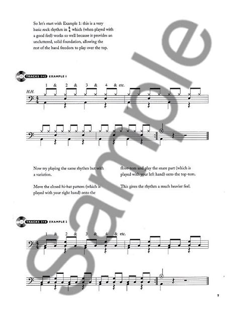 drum pattern guitar fast forward rock solid drum patterns drums books