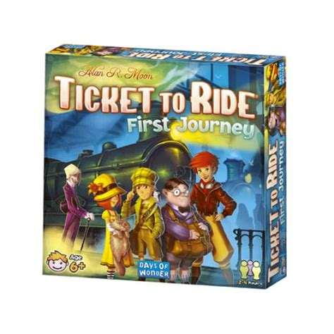 Ticket To Ride Germany Original Board ticket to ride journey board the gamesmen