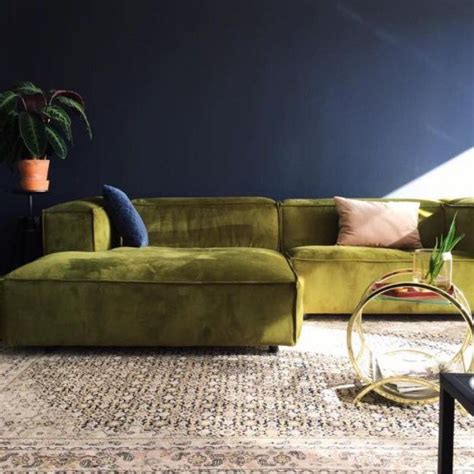 best 25 olive green couches ideas on navy blue walls drawing room colour