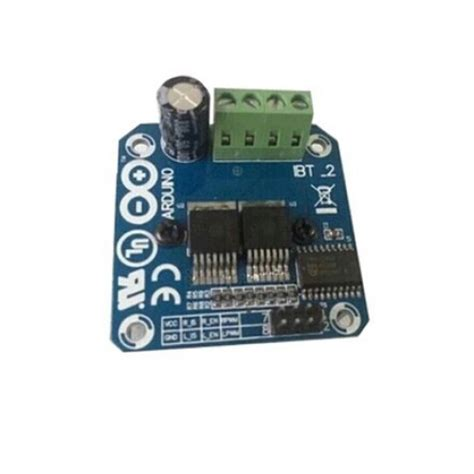 arduino code h bridge double bts7960 43a h bridge high power stepper motor