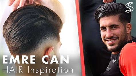 Skin Fade Haircut   New Emre Can 2017 hairstyle   Slikhaar
