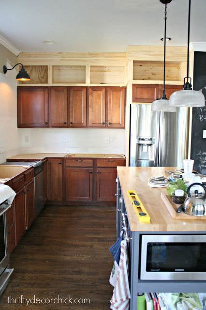 Adding Kitchen Cabinets To Existing Cabinets Best 25 Cabinets To Ceiling Ideas On Pinterest Kitchen Cabinets To Ceiling Built In