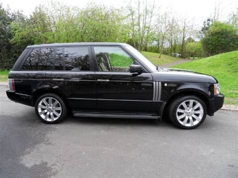land rover vogue 2006 2006 range rover vogue clickbd