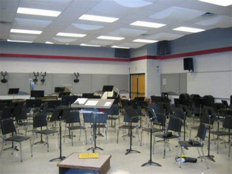 Band Room by Big Rapids High School Instrumental