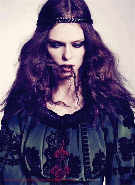 coco quebec coco rocha for elle quebec magazine fashionwithus