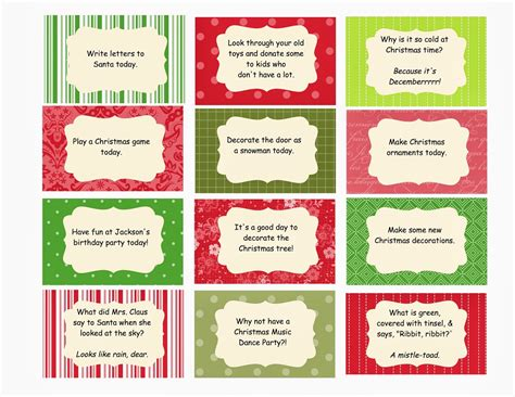 printable elf playing cards rocmomma 25 quick easy elf on the shelf ideas