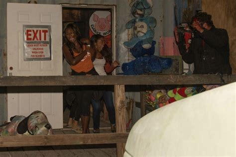 phobia haunted house photos fans get spooked at phobia haunted house abc13 com