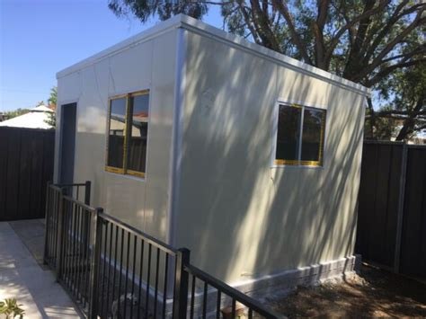 shed insulated shed sheds storage gumtree australia