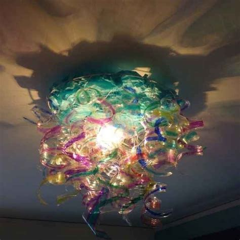 light fixtures for girl bedroom light fixture from recycled water bottles by 7 upcycled diy ideas to decorate a tween