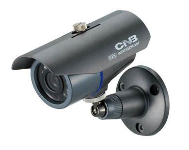 Cctv Cnb cnb b1760n bullet ir 530tvl sony had 6mm wheather proof housing 12leds by cnb blue
