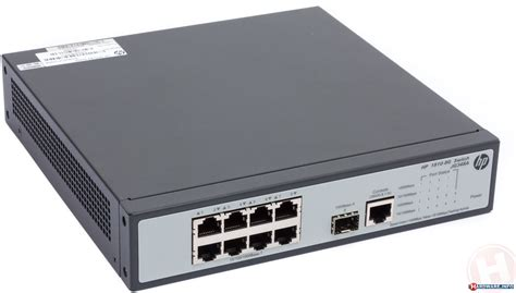 Switch Hub 8 Port Hp 12 switch test 8 ports poe lacp types of ports
