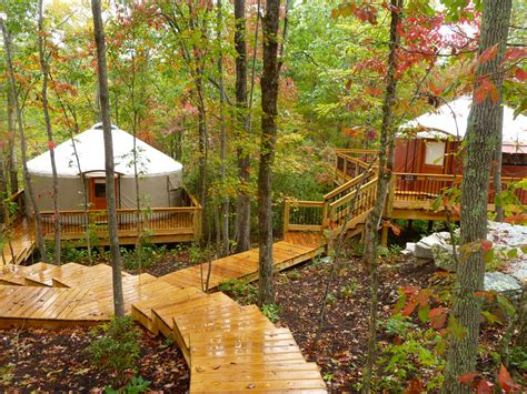 Alberta Comfort Camping Resort Amp Campground Yurts Pacific Yurts