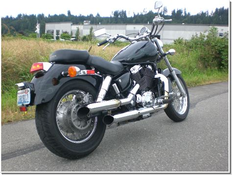 1995 honda shadow lifestyles motorsports 1995 honda shadow vt 1100 sold