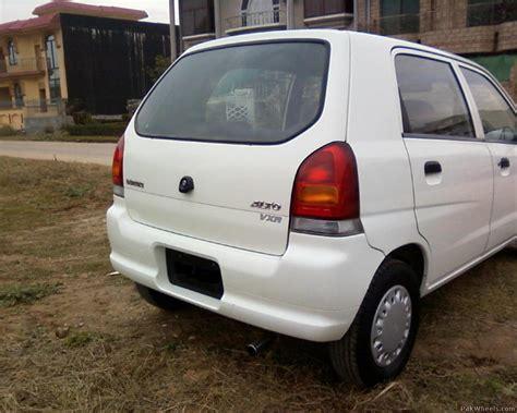 Suzuki Alto Problems For Sale Suzuki Alto Vxr 2002 Car