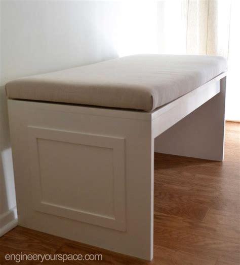 bench seat diy best 25 indoor benches ideas on pinterest indoor bench